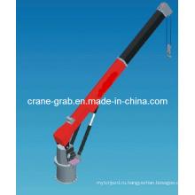 3.2t / 8.1m Гидравлический телескопический стреловой кран