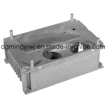 Precise Aluminum Alloy Die Casting of Manual Remote Housings (AL8967) Made by Mingyi
