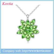 Ожерелье из австрийского кристалла