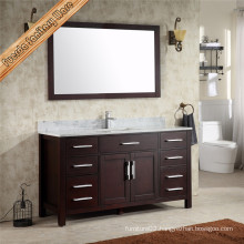 Wooden Wholesale Modern Bathroom Vanities Cabinet