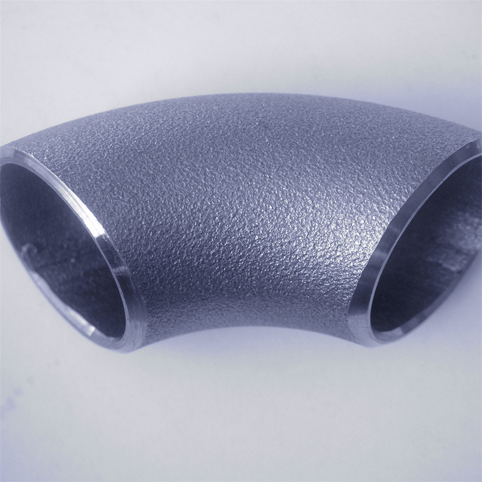 45 ° ASTM A234-WPB Bayan Elbow