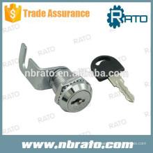 Serrure de porte enroulée en zinc en alliage de zinc RC-109