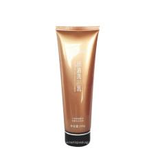 200ml personalizou o tubo de empacotamento da extensão do cabelo do tubo das extensões do cabelo para venda