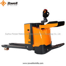 Zowell ISO9001 Electric Pallet Jack CE Truck