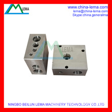 Steel Precision Section CNC Machining Maker