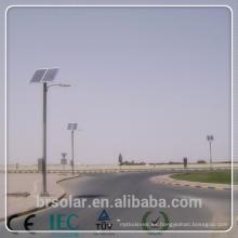 BR Solarsolar llevó la luz solar del campo de fútbol