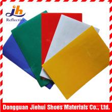 Película de transferencia de calor reflexivo de colorido PVC alta visibilidad