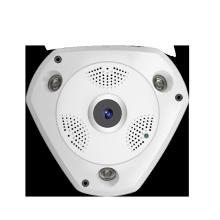 caméra de sécurité à 360 degrés mini caméra ip pour porte intérieure