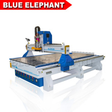 High Efficiency 1530 3 axis atc sculpture wood carving korea cnc router machine