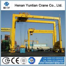 Weit verbreitetes Heben Container 30ton ~ 50ton RTG Containerkran