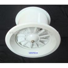 air ceiling swirl diffuser