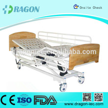 DW-BD136 lits d'hôpital électriques de soins infirmiers de lit d'hôpital de lit d'hôpital d'ICU avec 3 fonctions à vendre