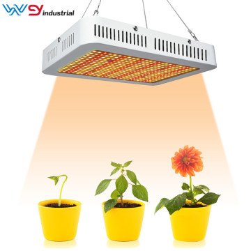 led grow panel de espectro completo de 1000 vatios