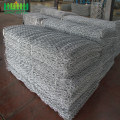 Free Sample Double Twisted Woven Galvanized Gabion Box