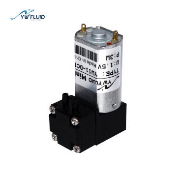 Mini bomba de diafragma DC mini pulverizador 12v