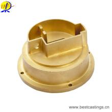 Moulage sous pression en laiton personnalisé OEM avec usinage CNC