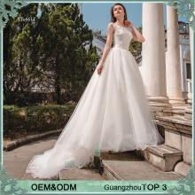Puffy Damen Hochzeitskleid Probe Bilder echte Probe Brautkleider Verkauf