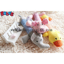 """7.9""""Plush Animal Pet Toy in Longer Body with Squeaker for Dog Cat Bosw1067/20cm"""