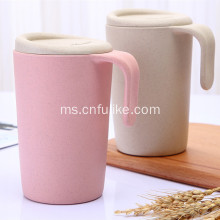 Eco Friendly Colorful Wheat Straw Mug Wholesale