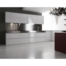 Dubai laminado MDF persiana de gabinete de cocina (customizd)