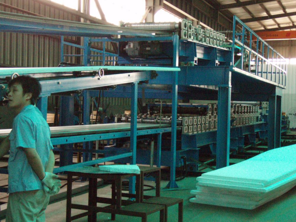 Eps Prefabricated Polyurethane Sandwich Panel Machine