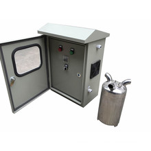 Embedded Disinfector Ozone Generator for Irrigation