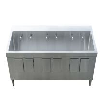 Surgical scrub sink in surgical room