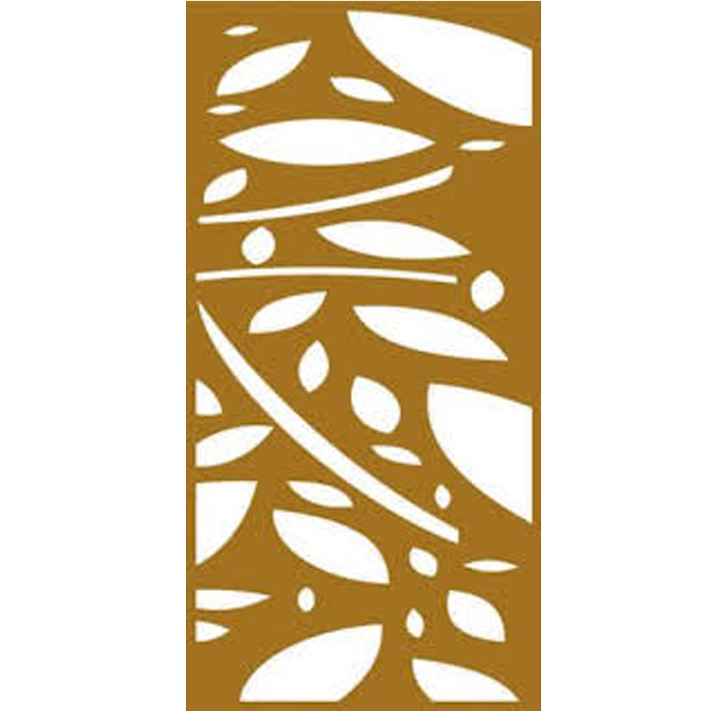 Laser Cut Custom Interior Door Decorations