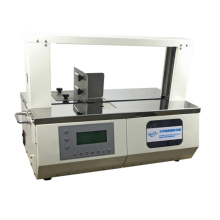Hot sale printing and packaging automatically bind banknotes High Speed table top banding machine