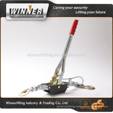 Double Gear Cable Hand Puller