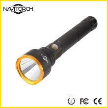 Dual 26650 Batterien zweimal Laufzeit hohe Helligkeit 860 Lumen Aluminium Taschenlampe (NK-2622)