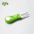 Инструмент для ремонта Golf Divot с выдвижной кнопкой
