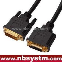 DVI zu VGA-Kabel