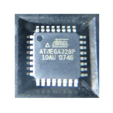 MCU 8-bit ATmega AVR RISC 32KB Flash 2.5V/3.3V/5V 32-TQFP RoHS ATMEGA328P-10AU