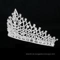 Neues Design Charm Hochzeit Brautballett Große Tiara Krone