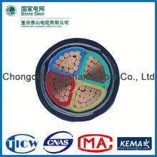 Fuente de la fábrica Cable de cobre del edificio de calidad superior 3x2.5mm2