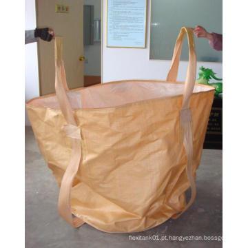 Saco grande do saco grande do Jumbo do saco Saco super para o armazenamento da flor