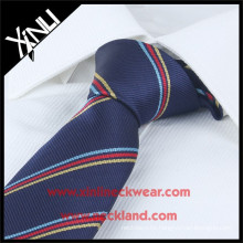 Dry-clean Only Private Label Alta calidad Cheap Striped Ties Uniforme escolar Diseño