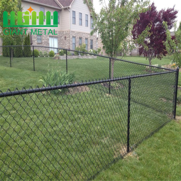 Sampel percuma Pvc Coated Chain Link Fencing