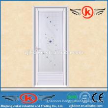 JK-AW9015 best selling modern turkey aluminum door for bathroom