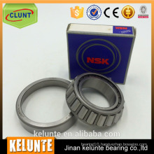 Used in reduction gears tapered roller bearing 31316 Japan brand 31316 NSK bearing 80x170x42.5mm