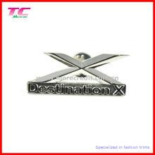 Emblema popular del metal de la aleación del cinc