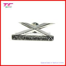Emblème de métal d'alliage de zinc populaire
