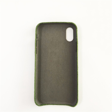 Green Protective Designer iPhone Phone Cases