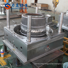 China latest top and hot selling plastic water bucket injection mould maker