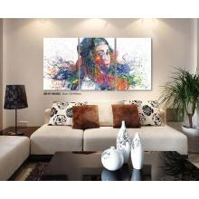 2016 Popular Modern Pop Art Oil Painting