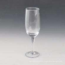 Verre de champagne 200ml Swirl Stem Glass
