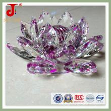 Purple Crystal Lotus Flower (JD-CF-309)