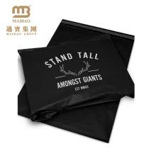 O logotipo feito sob encomenda do Auto-Selo imprimiu os sacos de envio pelo correio plásticos do empacotamento poli do transporte do correio eletrônico para a roupa