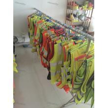 High Visibility Reflective Vests Green Yellow Orange